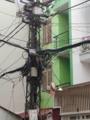 Poteaux Electrique Angella Bloody Vietnam