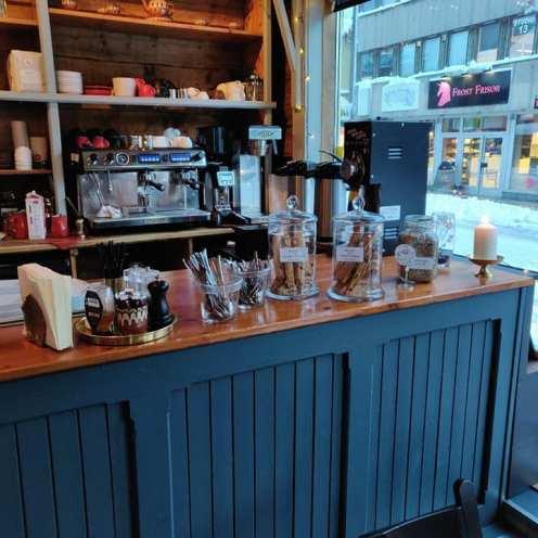 Angella Bloody Café Globus Tromsø 7