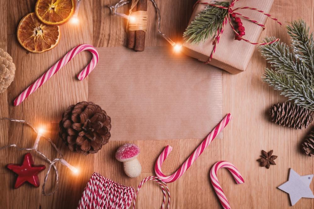 Christmas Noël Cadeaux 2019 #1 Angella Bloody